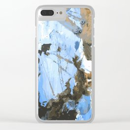 Avatar Clear iPhone Case
