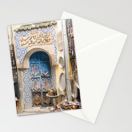 Doorway - Fes Ancient Medina Stationery Cards