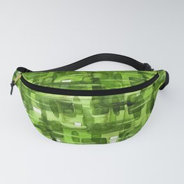 Color Jewels 10E by Kathy Morton Stanion Fanny Pack
