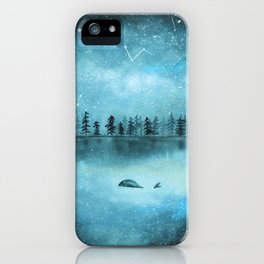 Stars don't judge iPhone Case