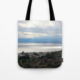 Sun on the Water Tote Bag