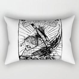 Believe the Dogma - Pyramid Rectangular Pillow