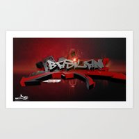Basilan  Art Print