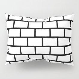 Brick Wall (W) Pillow Sham