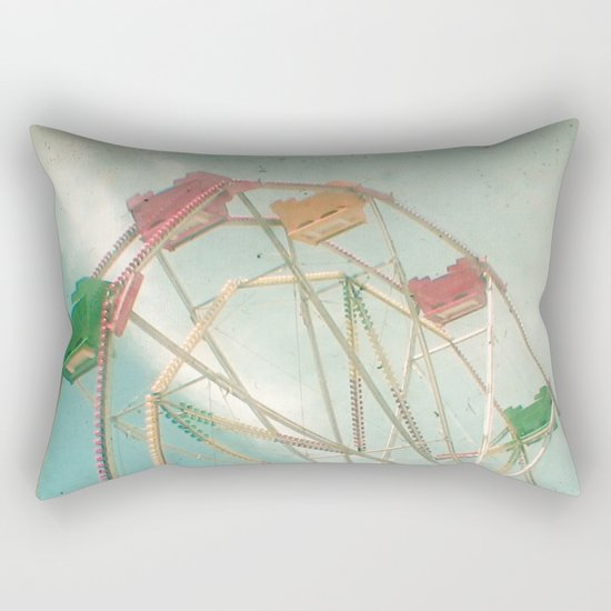 Big Wheel II Rectangular Pillow