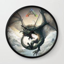 ARK Wyvern Wall Clock