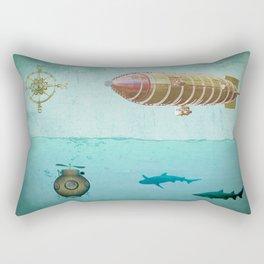 Navigators Rectangular Pillow