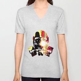 The Shadow Cleaner Unisex V-Neck