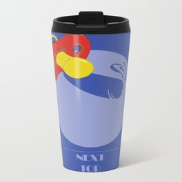 Next Top Manager Metal Travel Mug