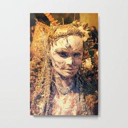 Aviendha: The Warrior Metal Print