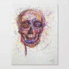 Achucumulato Canvas Print