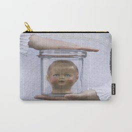 Doll in a jar Carry-All Pouch
