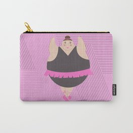 Ballet Pose 3 Carry-All Pouch