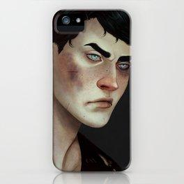 Little Hawke iPhone Case
