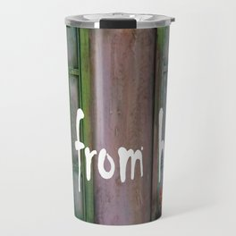 work from home Travel Mug
