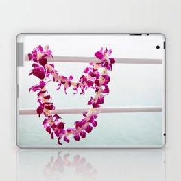 Hawaiian Flower Lei Laptop & iPad Skin