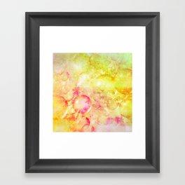 champaign Framed Art Print