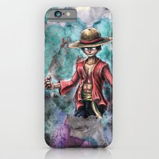 The King of Pirates a Tra-Digital Portrait Slim Case iPhone 6s