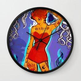 Mama Tried Wall Clock