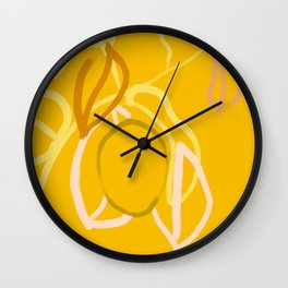 Mother Nature 3 Wall Clock
