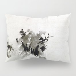 Sesshu Toyo Haboku-Sansui Landscape Pillow Sham