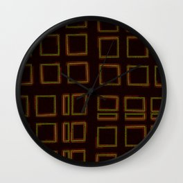 OPTIC Wall Clock