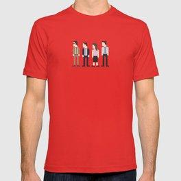The Office 8-Bit T-shirt