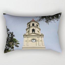 The Church Rectangular Pillow
