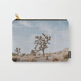 Joshua Tree II / California Desert Carry-All Pouch