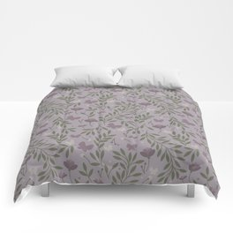 Blossom & Butterflies Comforters