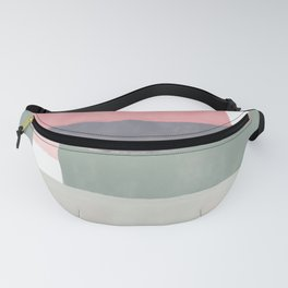 Soothing #society6 #abstractart Fanny Pack