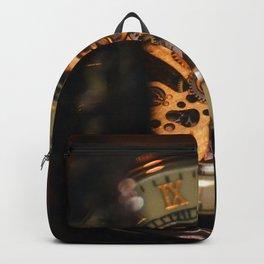 vintage clock_25 Backpack