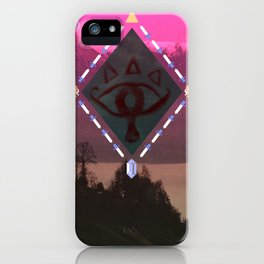Lake Hylia iPhone Case