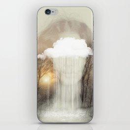 Raining Tears iPhone Skin