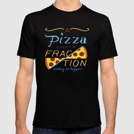 Fractional Pizza T-shirt