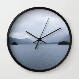 Lake Derwent Wall Clock