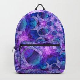 Angelic Gateway Mandala Backpack