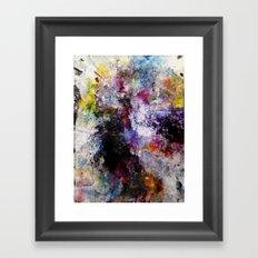 Once Was Framed Art Print
