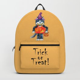 Trick or Treat! Backpack