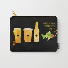 the very thirsty fish Carry-All Pouch