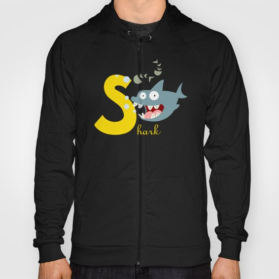 s for shark Hoody