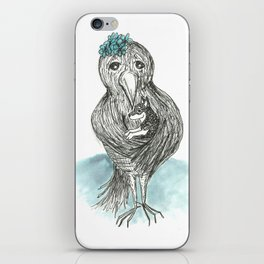 Mother Crow iPhone Skin