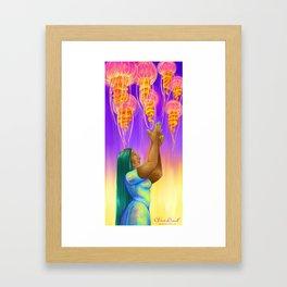 L A N T E R N S Framed Art Print
