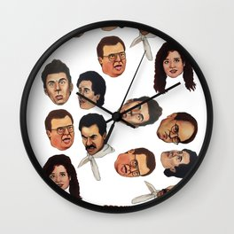 Jerry and Friends Wall Clock