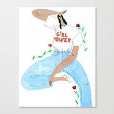 Glorious Pjs  Canvas Print