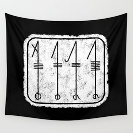 THE SVEFNTHORN Wall Tapestry