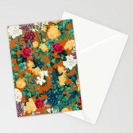 Orange Garden Stationery Cards