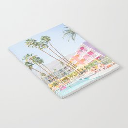 palm springs Notebook