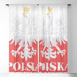 Show off your colors - Polska Sheer Curtain