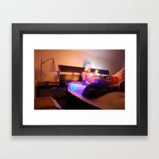 trip2 Framed Art Print